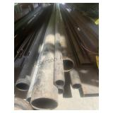 4in threaded pipe 3 PCS plus 4 other pcs