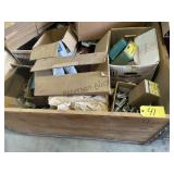 1 Box/ Pallet of New/Old stock hardware