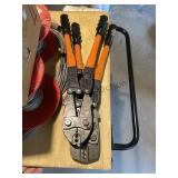 Cable crimpers, Cable blind nut tool