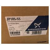 New Grundfos 1hp jet pump Mdl# P51449