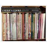 Cookbooks & books