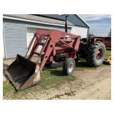 1992 Case International 995 Tractor