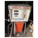 Minute Man Gas Pump