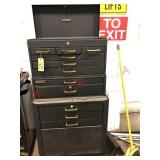 4 tool chests w/ assorted tools