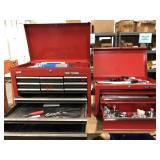 Craftsman Tool Bench Top Cabinets w/ contents