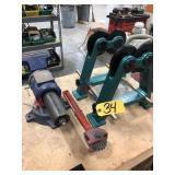 Grinding Wheel Balancer & Wilton Vise