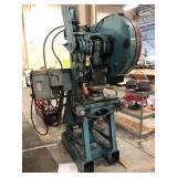 Perkins Machine Co 20 Ton Press