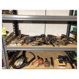 Lot of Pneumatic tools