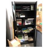 Lot of cabinet, break room furniture, supplies