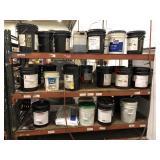 Shop oils & fluids