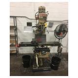 Birmingham Vertical Milling Machine