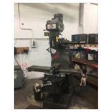 Atlas 3VS08 , Vertical Knee Mill Machine