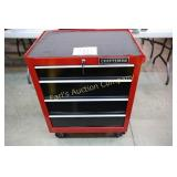 "NEW CRAFTSMAN RED ROLLING 26"" TOOL BOX"