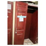 PROFESSIONAL CHERRY COLOR LOCKER