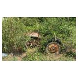 Ford 8N-B tractor w/ approx. 5