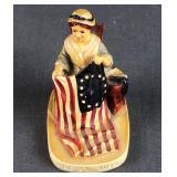Sebastian Miniatures Betsy Ross