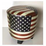 Americana Foot Stool