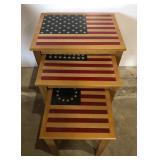 Americana Nesting Tables