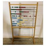 Floor Standing Abacus