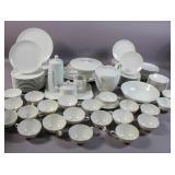 Hutschenreuther porcelain partial dinner service
