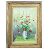 Andre Vignoles, Floral still life