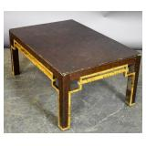 Asian style low table