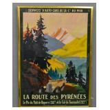 La Route des Pyrenees