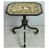 Regency Penwork side table