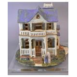 Ceramic house model