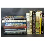 Group of 14 coffee table books