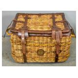 Stiles Brothers balloon basket trunk