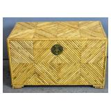 Chinese bamboo trunk