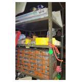 Shelving Unit & All Contents