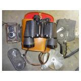 Binoculars and Cameras