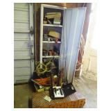 Metal Cabinet, Power Tools Etc.
