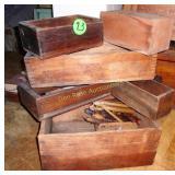 Primitive Boxes, Candles