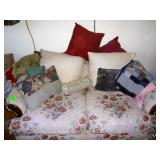 Couch, Love Seat, Small Lap Quilts, Amish Hats