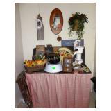 Primitive Table & Contents