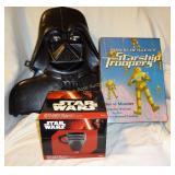 Star Wars Toy Case, Mug & Starship Troopers Game