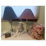 Table Lamps and Decor