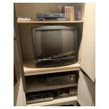 TV, Stereo Receiver, Turntable Etc