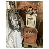Lincoln ARC Welder & Accessories