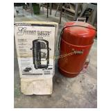 Gourmet Electric Smoker and Grill
