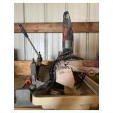 Tile Saw and Tile Tools