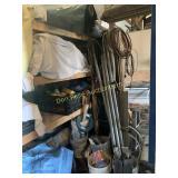 Concrete Tools, Plumbing Supplies Etc
