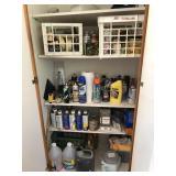 Cabinet & Supplies