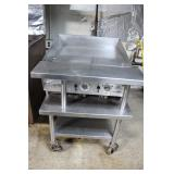 "24"" flat top griddle"