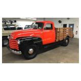 1950 Chevrolet 3800 1 Ton