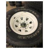 5 Jeep CJ Wheels and Tires