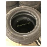 4 Michelin 265/60 18 Tires